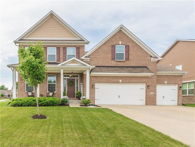 7793  Walker Cup Drive Brownsburg, IN 46112 | MLS 21651127