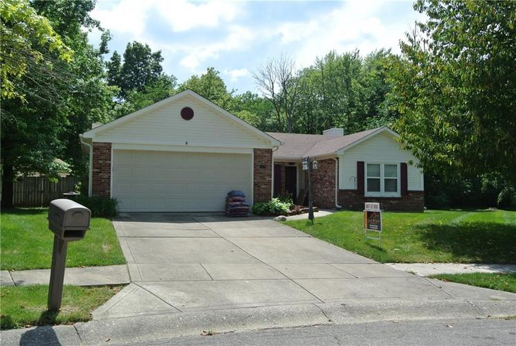 1132  Chattanooga Circle Indianapolis, IN 46229 | MLS 21651169