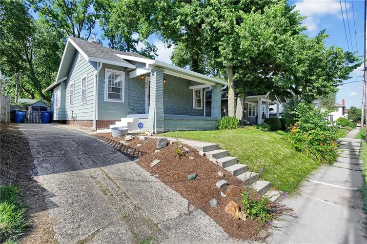 614 E 49th Street Indianapolis, IN 46205 | MLS 21651183 | photo 1