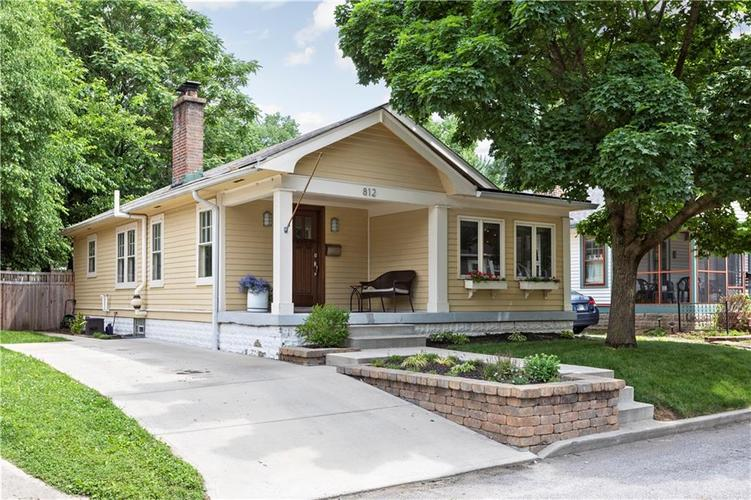 812 E 53rd Street Indianapolis, IN 46220 | MLS 21651188