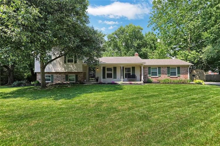 5276  Hawthorne Circle Indianapolis, IN 46250 | MLS 21651235