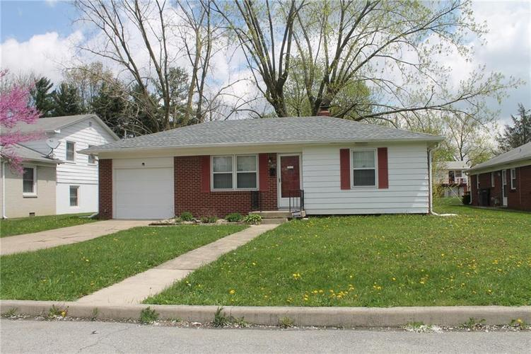 1407 N Bolton Avenue Indianapolis, IN 46219 | MLS 21651276 | photo 1