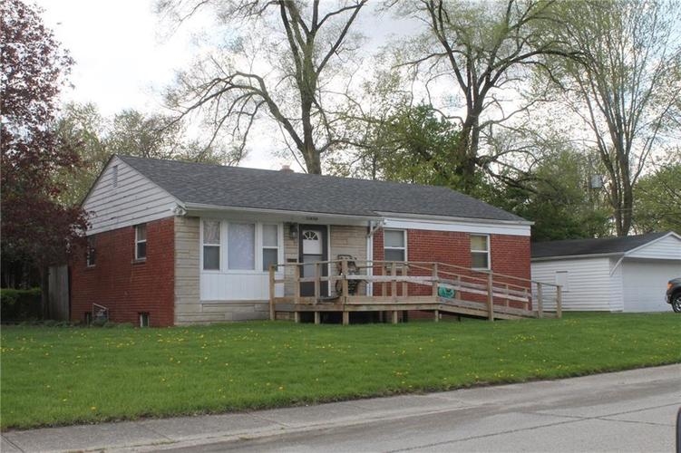 5819 E 39th Street Indianapolis, IN 46226 | MLS 21651285