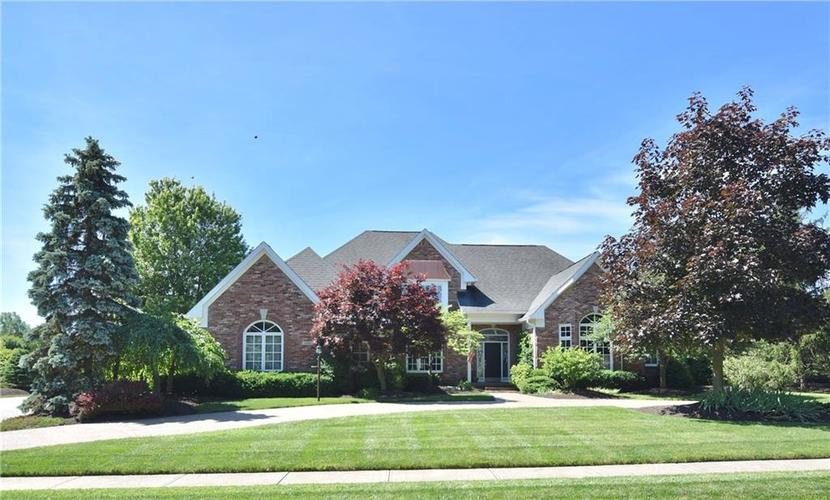 4967 Deer Ridge Drive N Carmel, IN 46033 | MLS 21651299 | photo 1