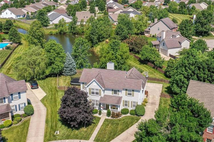 12738 Buff Stone Court Fishers, IN 46038 | MLS 21651383 | photo 1