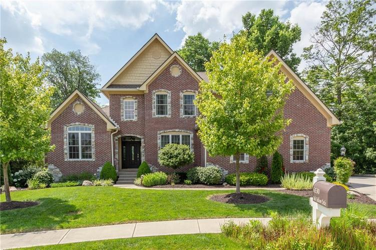 6530  Oak Hollow Circle Indianapolis, IN 46236 | MLS 21651392