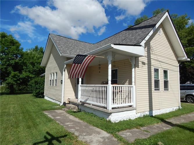 5894 S STATE ROAD 39  Clayton, IN 46118 | MLS 21651419