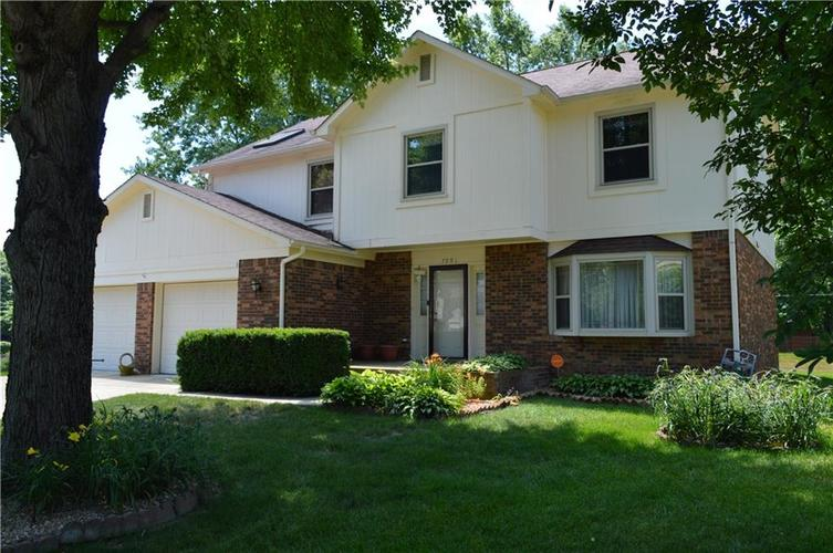 7991 Springwater Circle Indianapolis, IN 46256 | MLS 21651423 | photo 1