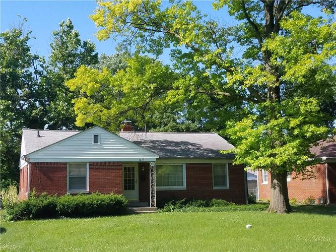 3232  Halifax Drive Indianapolis, IN 46222 | MLS 21651425