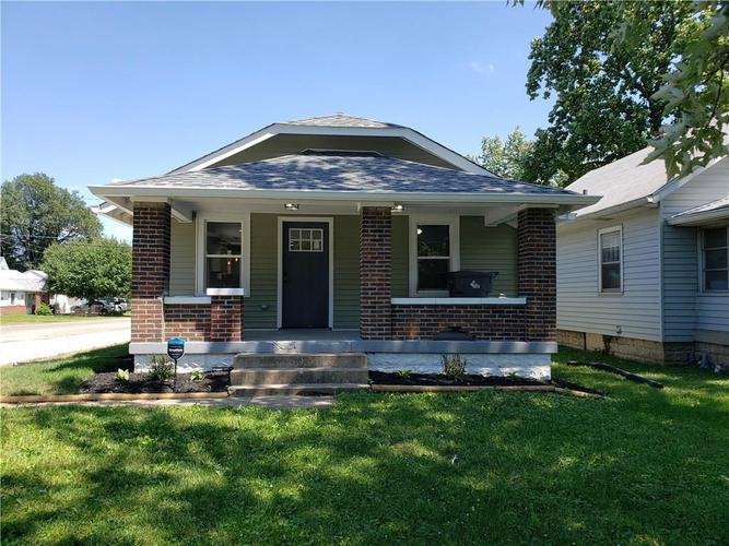 2803 S Delaware Street Indianapolis, IN 46225 | MLS 21651430 | photo 1