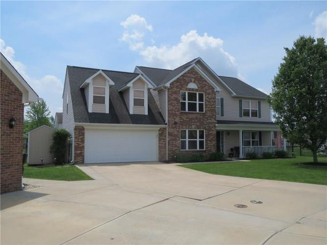 1153 COUNT TURF Court New Whiteland, IN 46184 | MLS 21651535 | photo 1