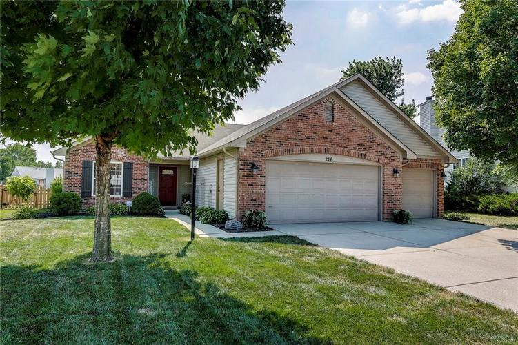 216  Lazy Hollow Drive Brownsburg, IN 46112 | MLS 21651549