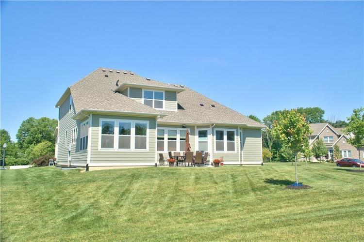 3565 Old Quarry Drive Zionsville, IN 46077 | MLS 21651573 | photo 16