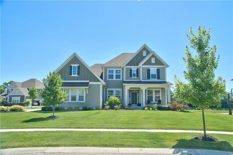 3565 Old Quarry Drive Zionsville, IN 46077 | MLS 21651573 | photo 41