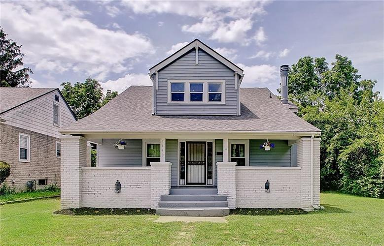 3440  Forest Manor Avenue Indianapolis, IN 46218 | MLS 21651696