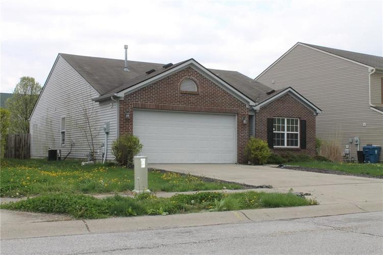 4435  Bellchime Drive Indianapolis, IN 46235 | MLS 21651721