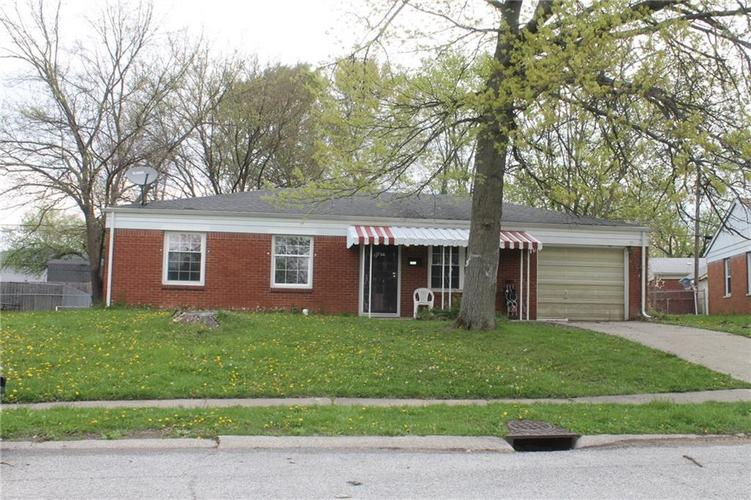 7846  Wysong Drive Indianapolis, IN 46219 | MLS 21651728