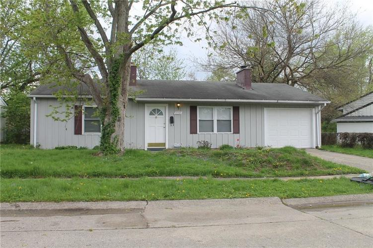 3710  Erin Drive Indianapolis, IN 46235 | MLS 21651737