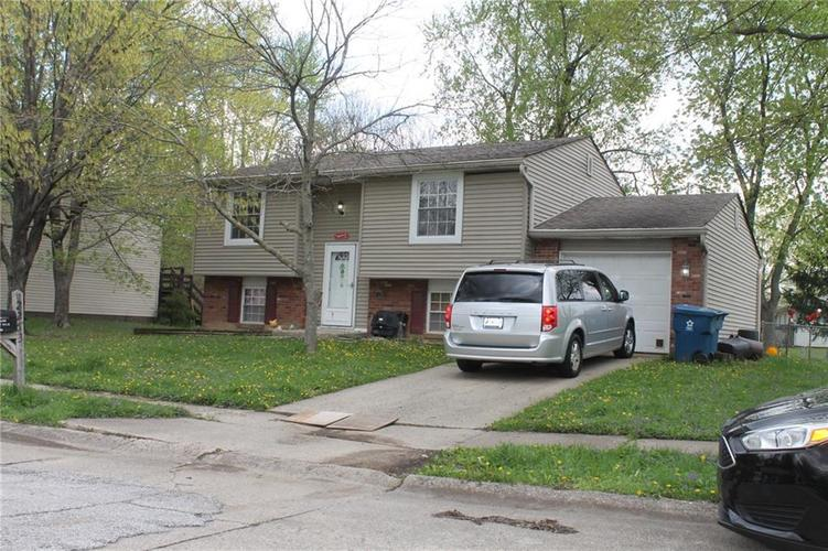 2253  Bernie Drive Indianapolis, IN 46229 | MLS 21651747