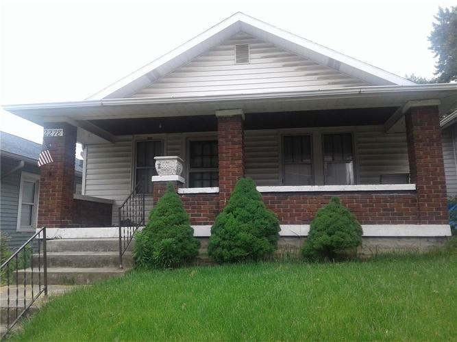 2278 Union Street Indianapolis, IN 46225 | MLS 21651815 | photo 1