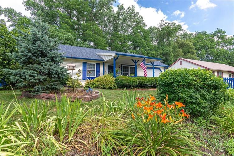 4626  Tucson Drive Indianapolis, IN 46241 | MLS 21651862