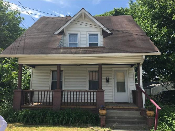 329 W 41st Street Indianapolis, IN 46208   MLS 21651903