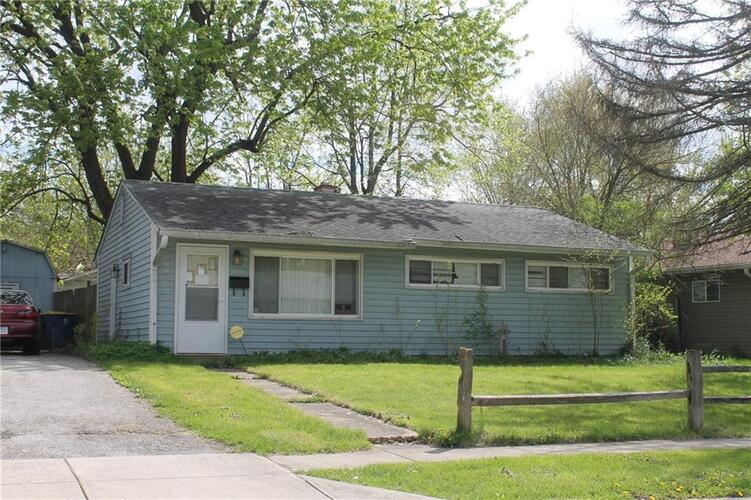 6639 E 52nd Street Indianapolis, IN 46226 | MLS 21651933