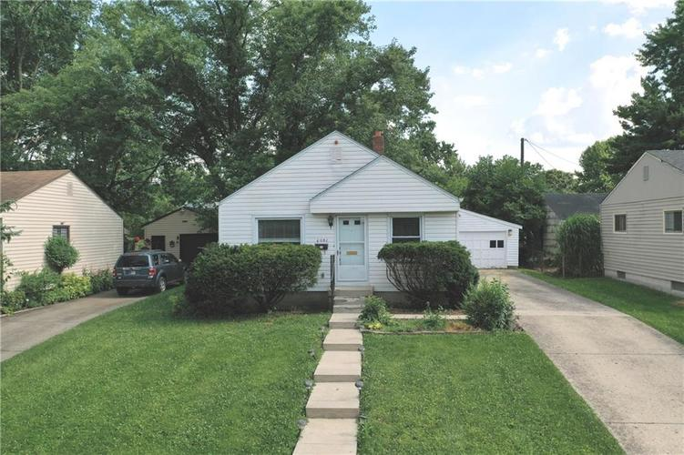 6081 E 15TH Street Indianapolis, IN 46219 | MLS 21651979