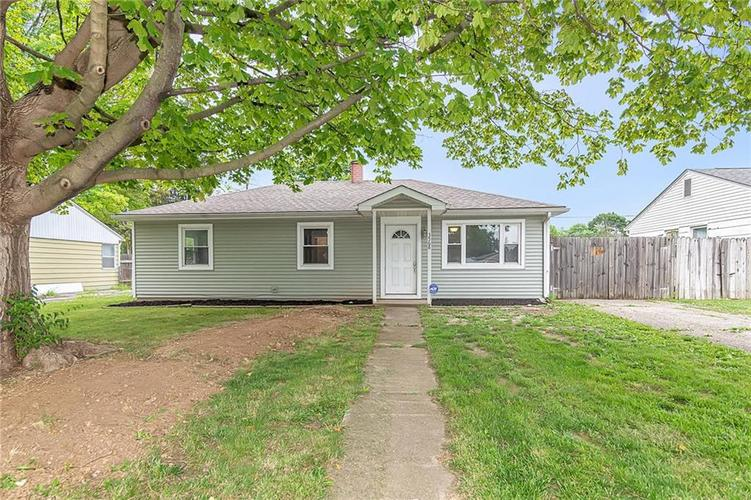 3568 W Perry Street Indianapolis, IN 46221 | MLS 21652058