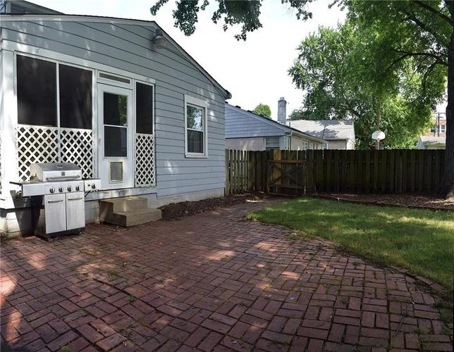 5833 Norwaldo Avenue Indianapolis, IN 46220 | MLS 21652075 | photo 25