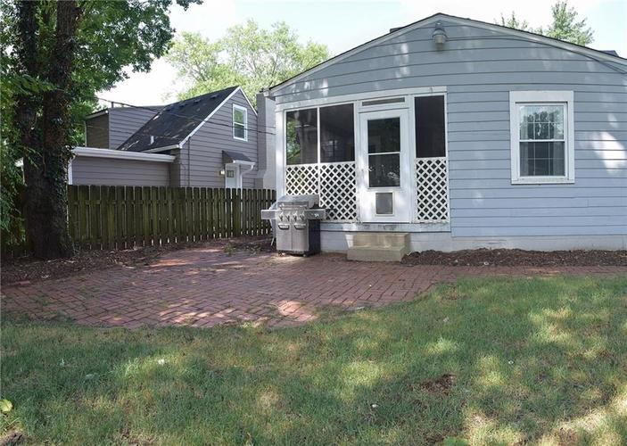 5833 Norwaldo Avenue Indianapolis, IN 46220 | MLS 21652075 | photo 26