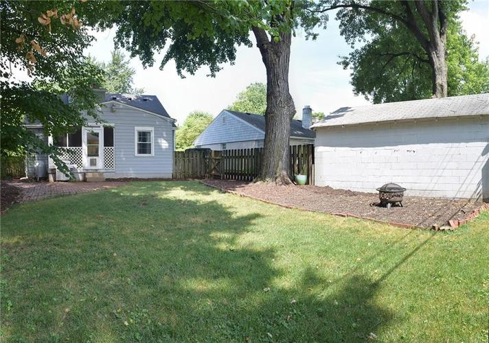 5833 Norwaldo Avenue Indianapolis, IN 46220 | MLS 21652075 | photo 28