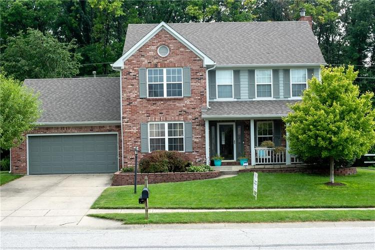 7710  Santolina Drive Indianapolis, IN 46237 | MLS 21652087