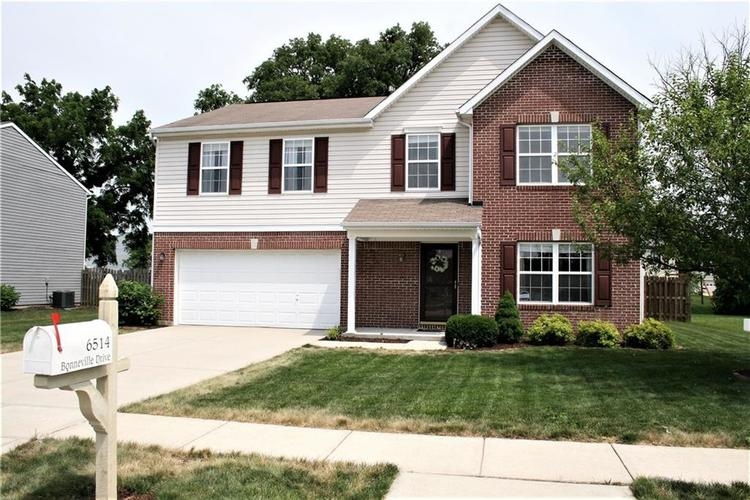 6514  BONNEVILLE Drive Indianapolis, IN 46237 | MLS 21652302