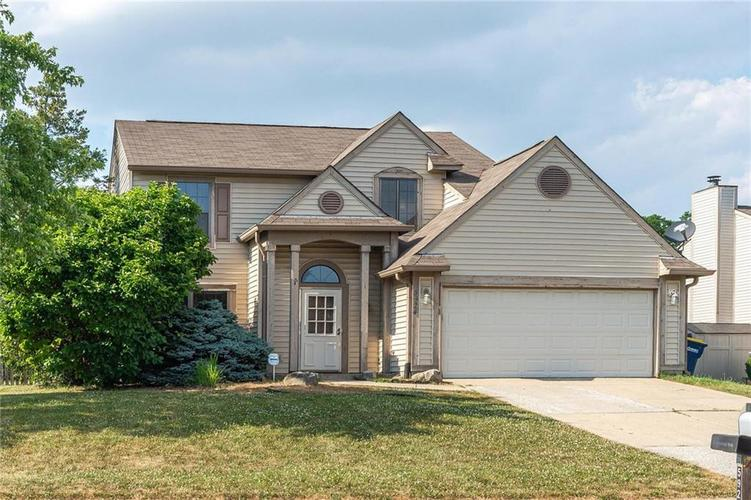 5924  Petersburg Parkway Indianapolis, IN 46254 | MLS 21652320