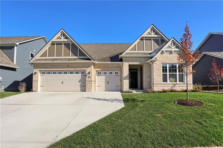5926 Weldra Drive Zionsville, IN 46077 | MLS 21652362 | photo 1