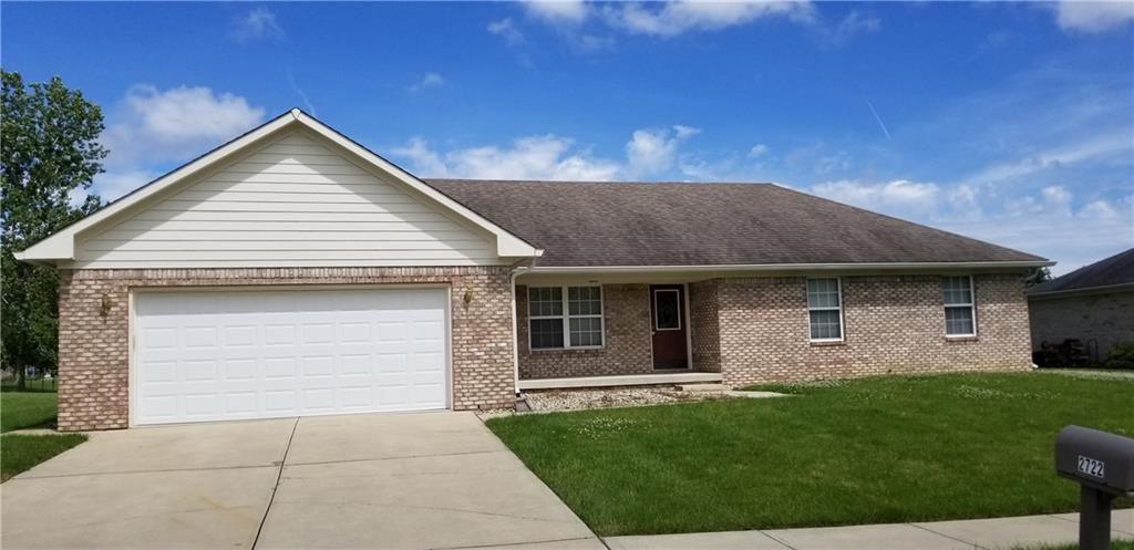 2722  OAK Drive Clayton, IN 46118 | MLS 21652446