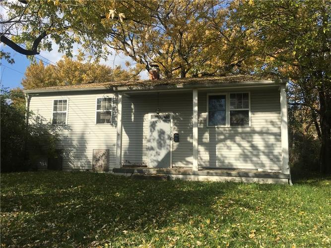 7516 E 34th Street Indianapolis, IN 46226 | MLS 21652484 | photo 1