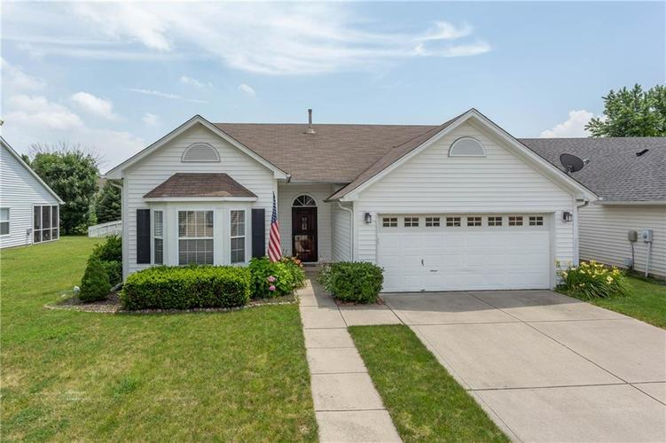 10752  SPRINGSTON Court Fishers, IN 46037 | MLS 21652512