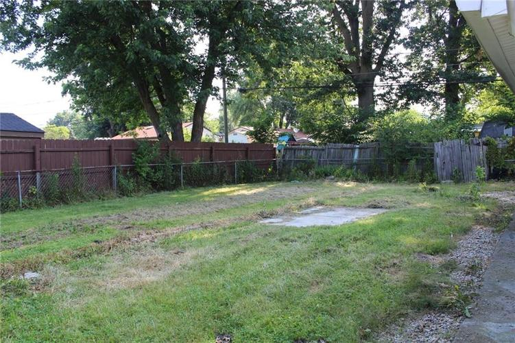 2917 Tindall Street Indianapolis, IN 46203 | MLS 21652573 | photo 19