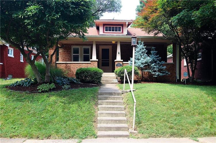 5944 Evanston Avenue Indianapolis, IN 46220 | MLS 21652593 | photo 1
