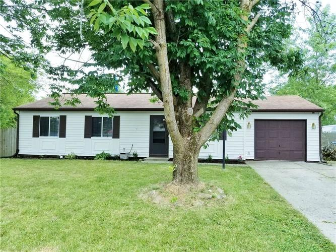60  OAKDEN Court New Whiteland, IN 46184 | MLS 21652627