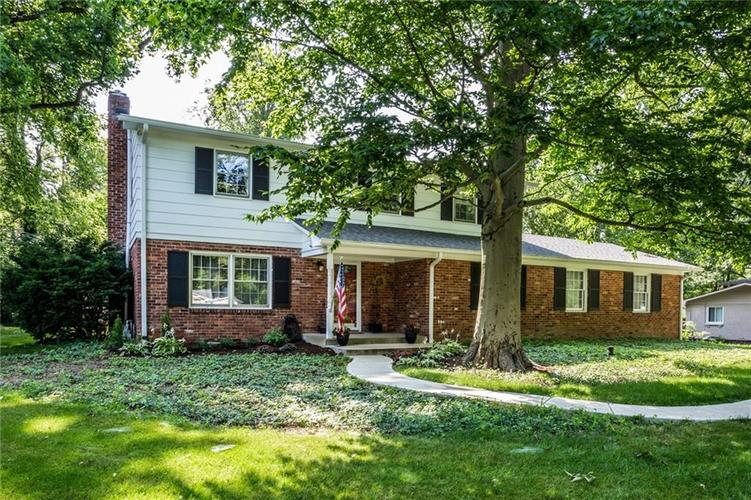 6233  Breamore Road Indianapolis, IN 46220 | MLS 21652641