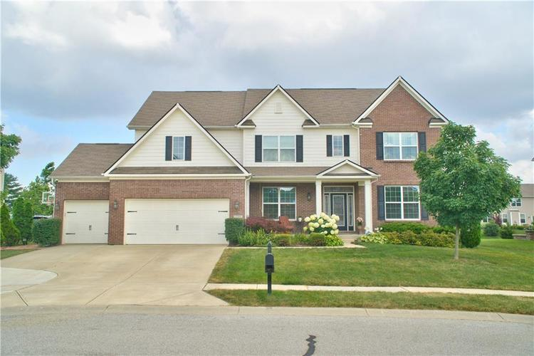 7786  Walker Cup Drive Brownsburg, IN 46112 | MLS 21652713