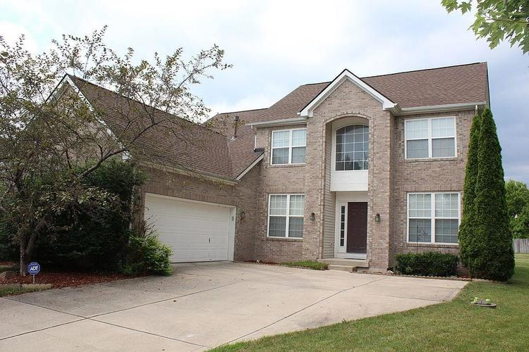 11846 Moate Drive Fishers IN 46037 | MLS 21652748 | photo 1