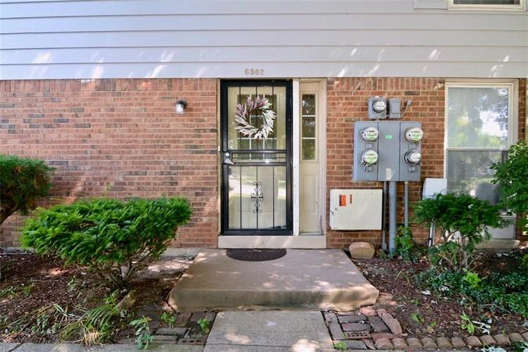 6502  Lupine Terrace Indianapolis, IN 46224 | MLS 21652789