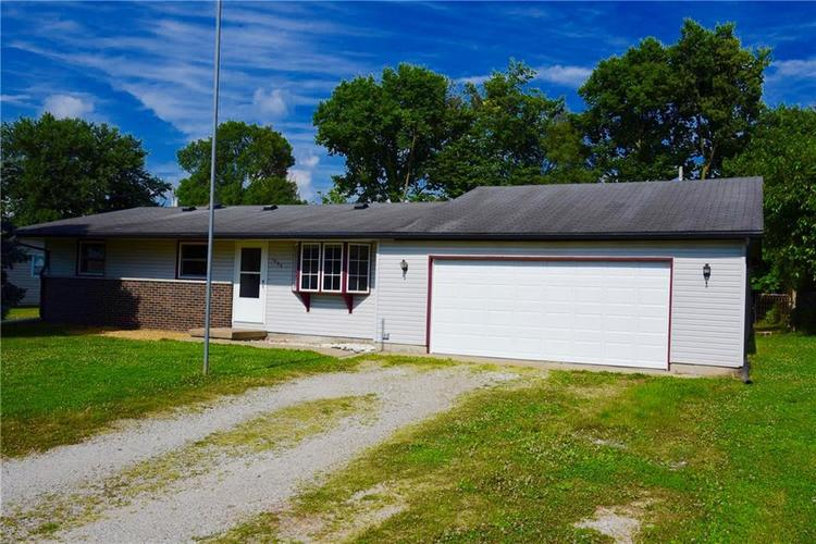 1699 S Harriet Street Martinsville, IN 46151 | MLS 21652793