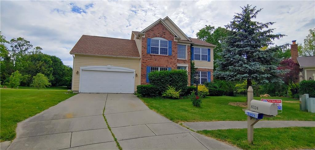 8324 TAYSIDE Court Indianapolis, IN 46236 | MLS 21652913 | photo 2