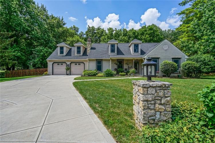 8837  Lincolncreek Circle Indianapolis, IN 46234 | MLS 21652931