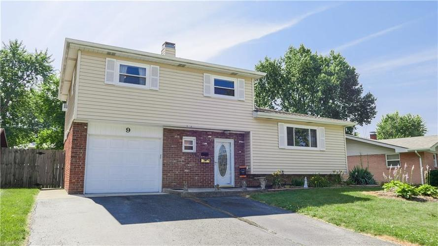 9 Edwards Court Beech Grove, IN 46107 | MLS 21652961 | photo 1